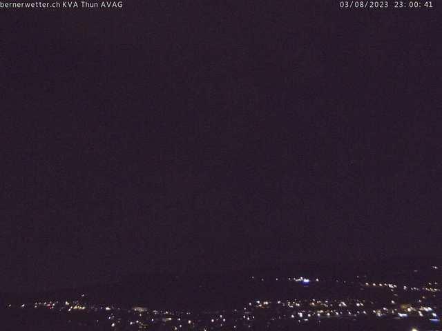 météo Webcam Thun