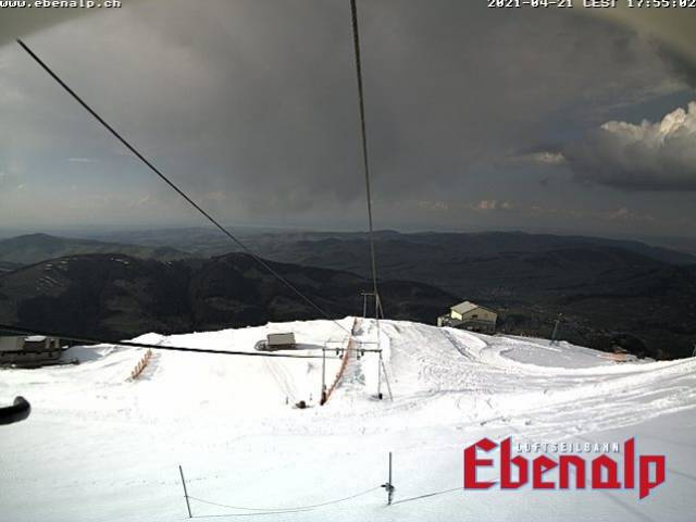 weather Webcam Ebenalp