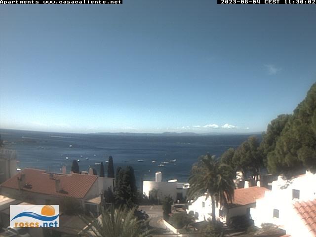 météo Webcam Palamós/Costa Brava