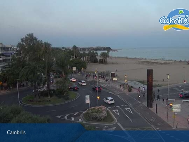 weather Webcam Cambrils