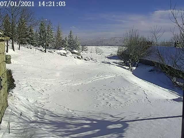 weather Webcam Mont Lozère