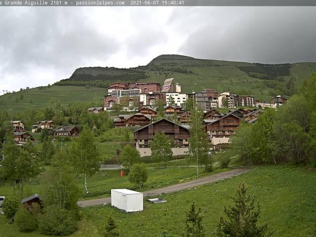 weather Webcam Les Deux Alpes