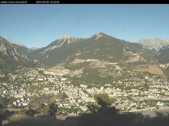 weather Webcam Puy-Saint-Vincent
