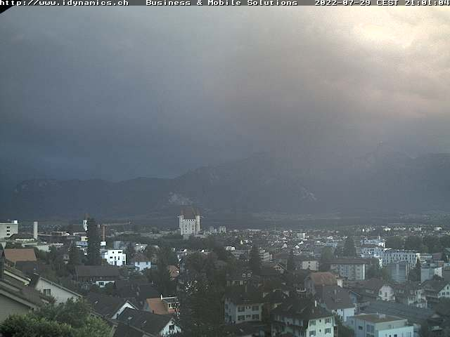 weather Webcam Thun