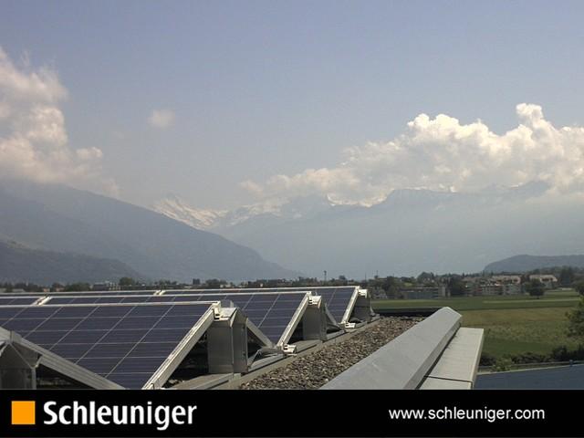 สภาพอากาศ Webcam Thun