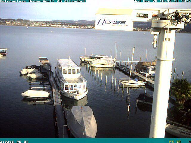 Wetter Webcam Altendorf SZ