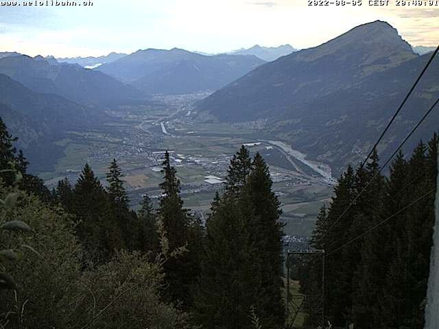 Wetter Webcam Landquart
