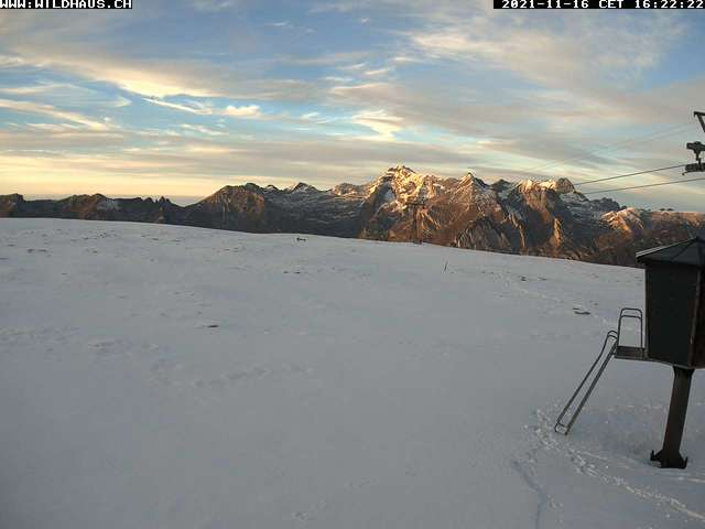 Wetter Webcam Gamserrugg