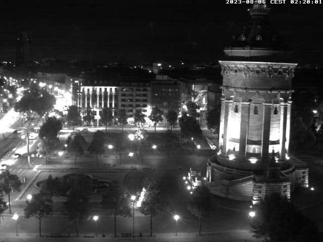 Wetter Webcam Mannheim