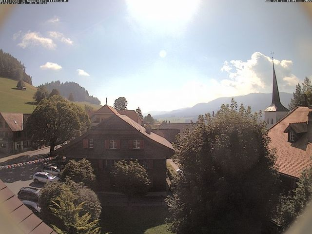 Wetter Webcam Guggisberg