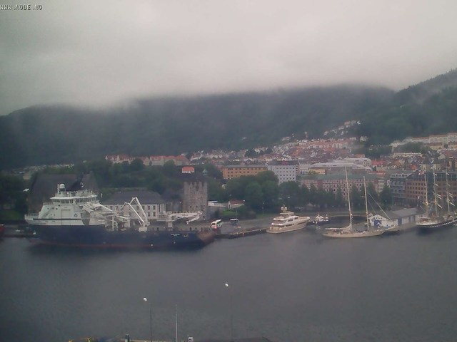 weather Webcam Bergen