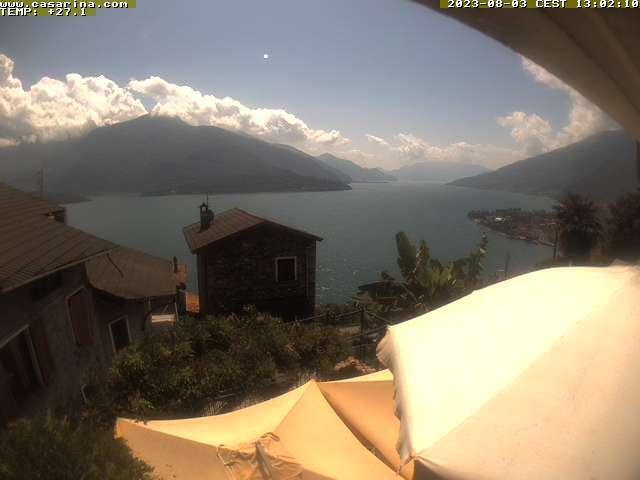 Wetter Webcam Gravedona