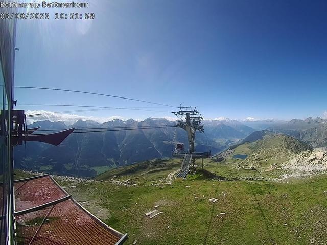 Wetter Webcam Bettmerhorn