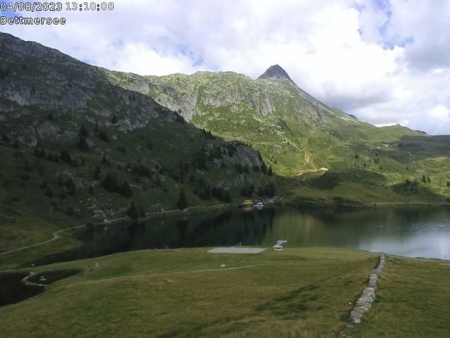 weather Webcam Bettmeralp