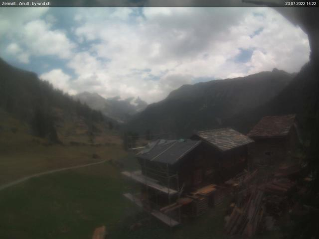 weather Webcam Zermatt