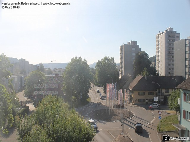 météo Webcam Obersiggenthal
