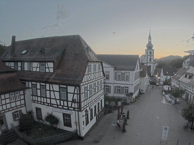 Wetter Webcam Gersfeld (Rhön)