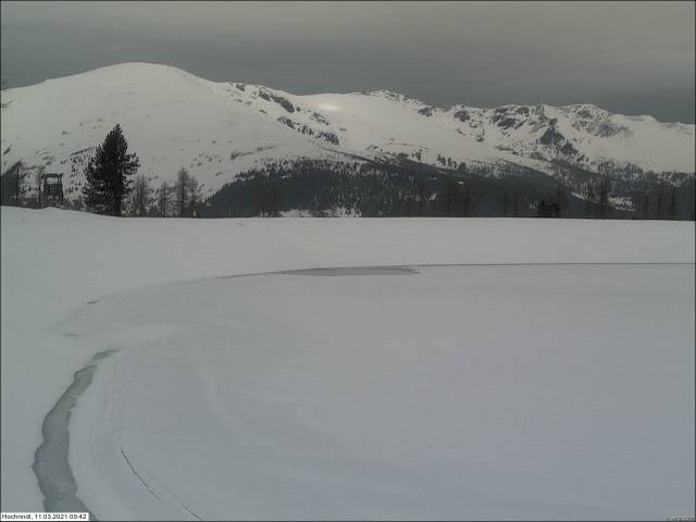 weather Webcam Hochrindl