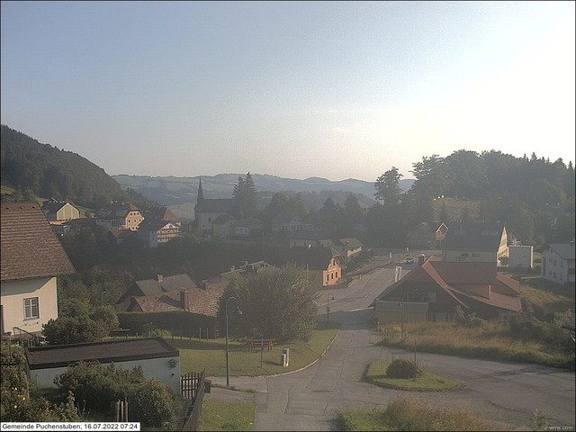 météo Webcam Puchenstuben