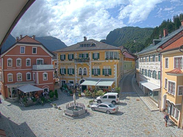 Wetter Webcam Oberdrauburg