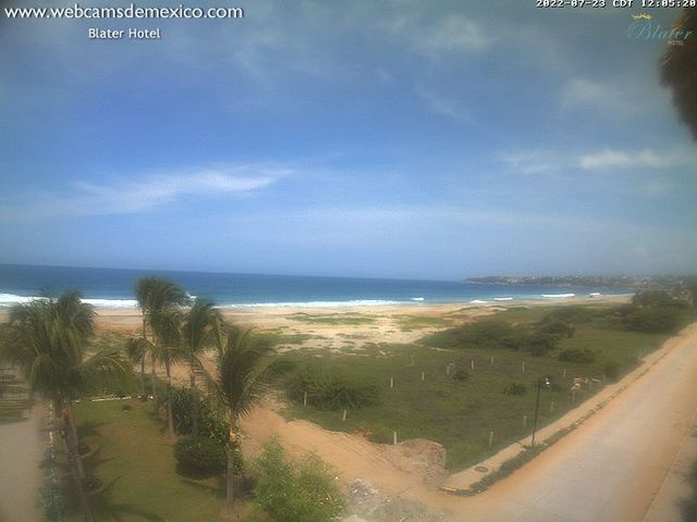 météo Webcam Puerto Escondido