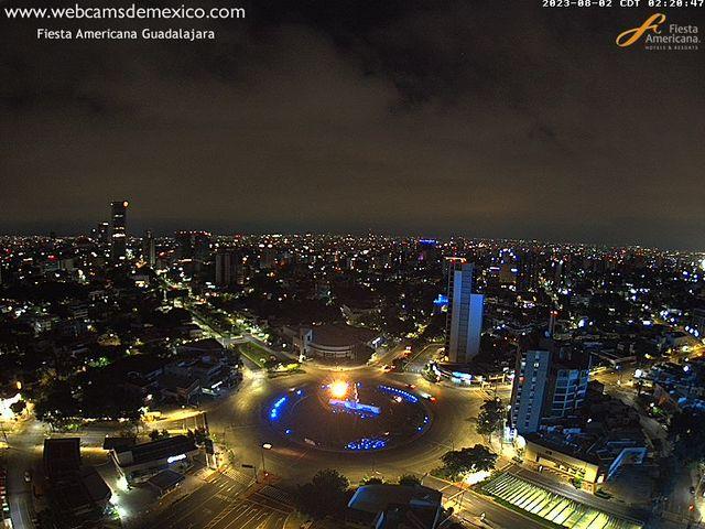météo Webcam Guadalajara