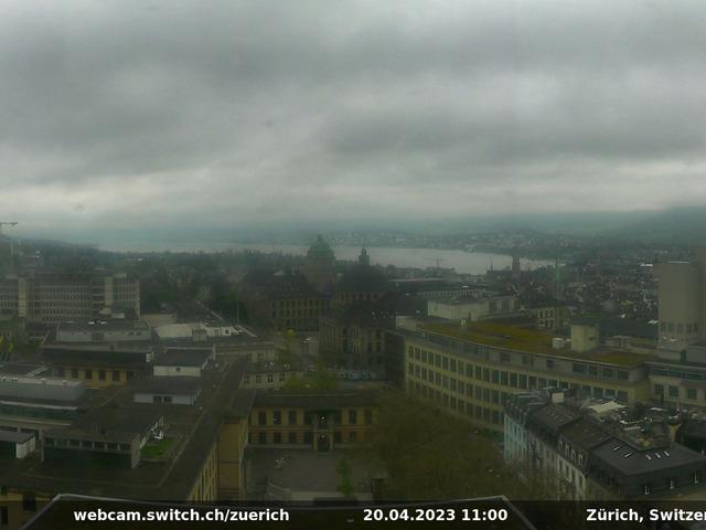 météo Webcam Zürich