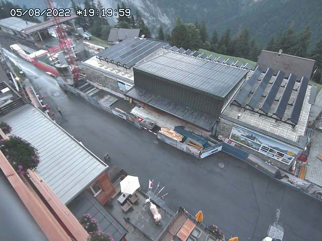 meteo Webcam Mürren