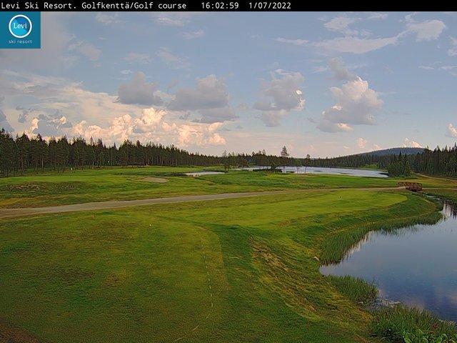 Wetter Webcam Oy Levi Ski Resort