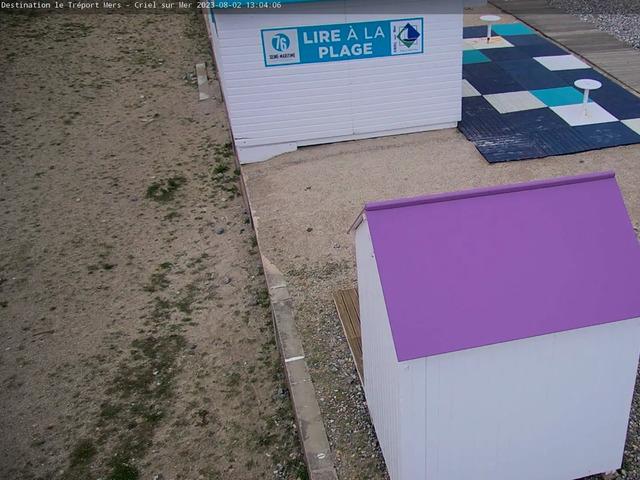 aura Webcam Criel-sur-Mer