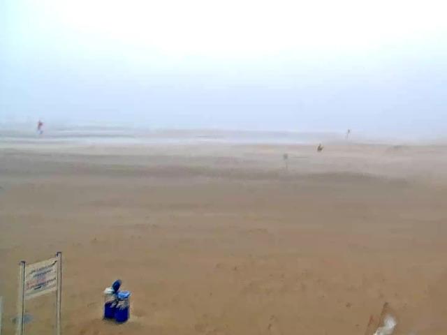 weather Webcam Trouville sur Mer