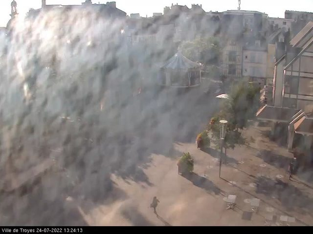 weather Webcam Troyes