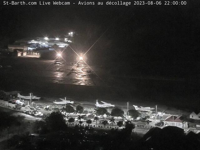 météo Webcam Gustavia/Saint-Barthélemy