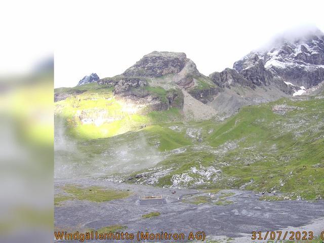 météo Webcam Gross Windgällen