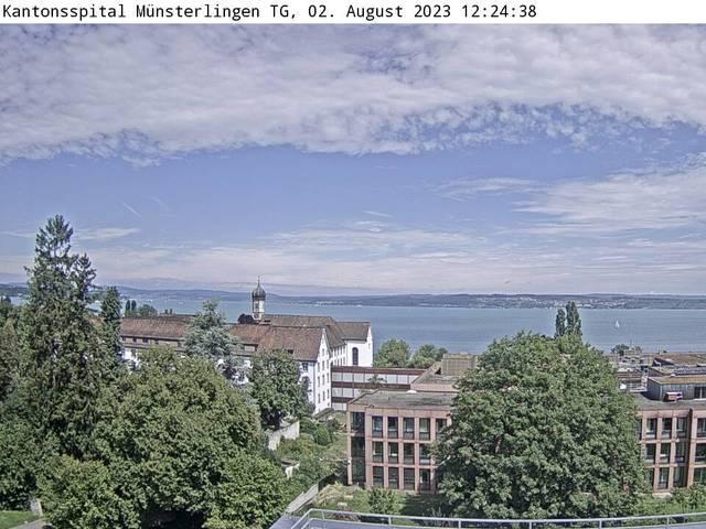 météo Webcam Münsterlingen