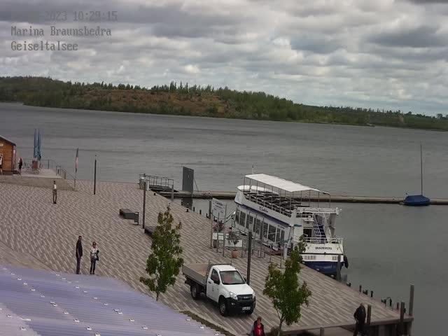 aura Webcam Mücheln (Geiseltal)