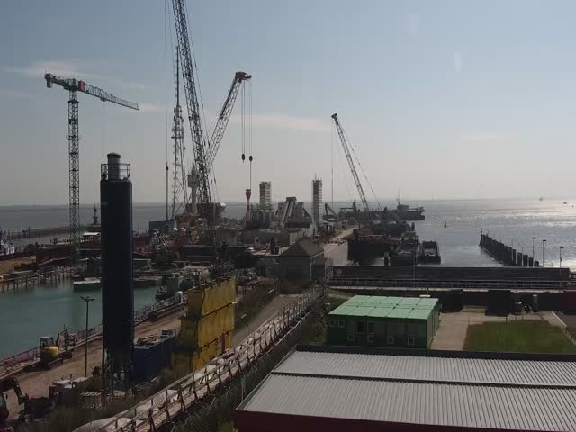 Wetter Webcam Brunsbüttel