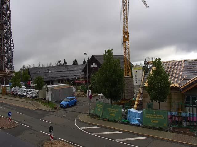 Wetter Webcam Brocken