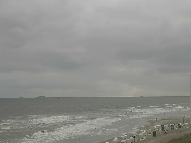Wetter Webcam Wangerooge