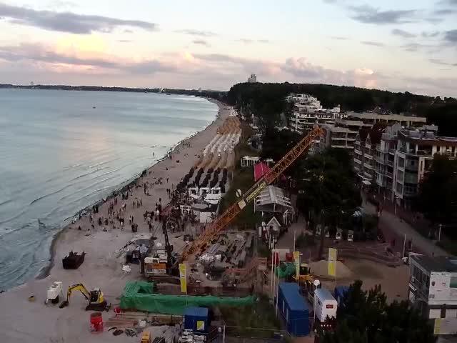 météo Webcam Scharbeutz