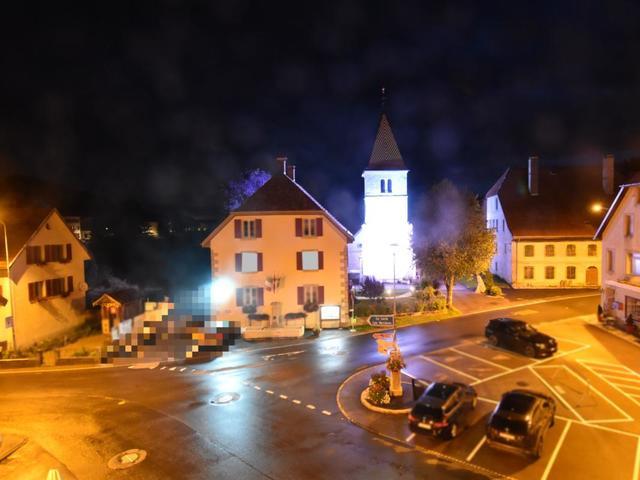 Wetter Webcam La Brévine