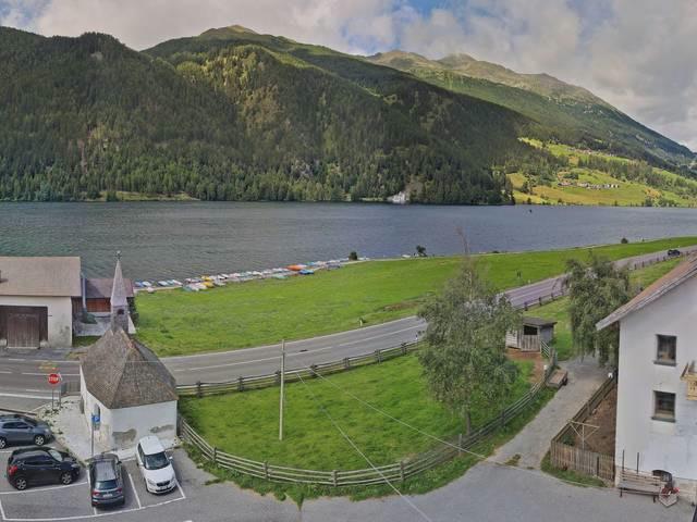 meteo Webcam Sankt Valentin auf der Haide / Reschenpass