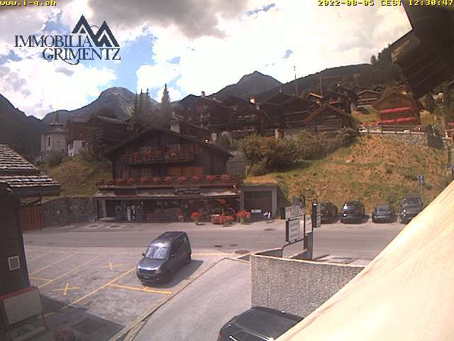 Wetter Webcam Grimentz