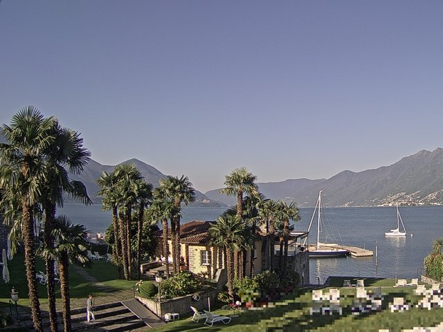 weather Webcam Ascona