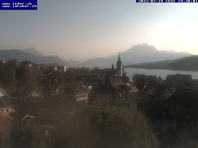 weather Webcam Küssnacht am Rigi