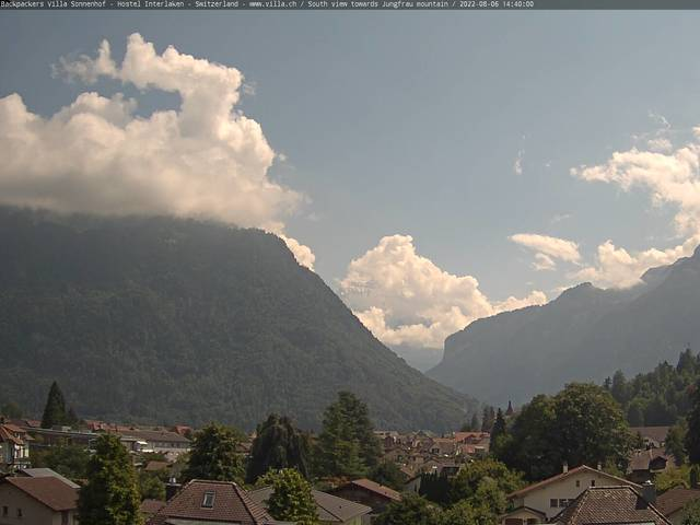 aura Webcam Interlaken