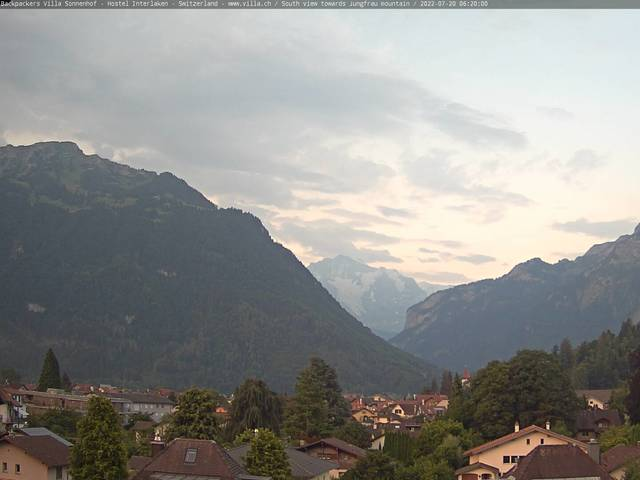 météo Webcam Interlaken
