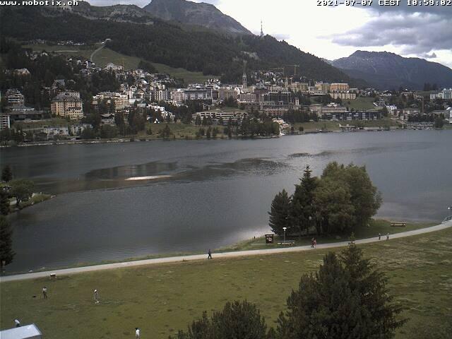 weather Webcam St. Moritz
