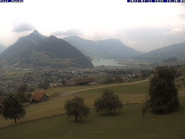 weather Webcam Schwyz