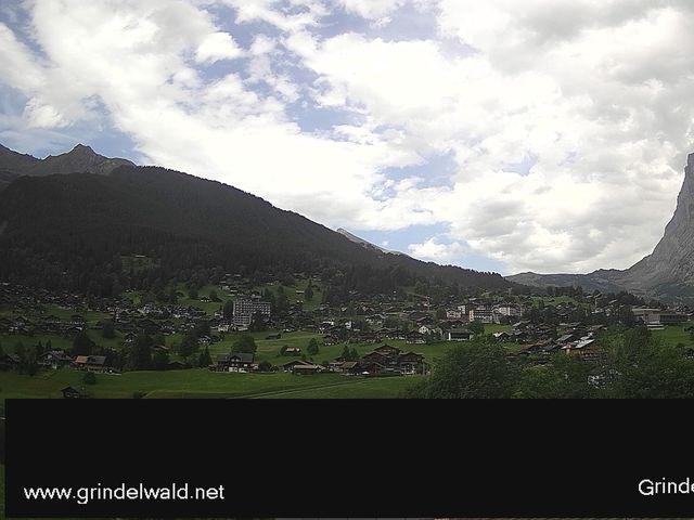 weather Webcam Grindelwald